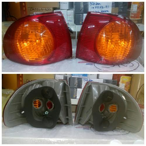 212-19B9-UE Stoplamp All New Corolla 1.8 AE112 / Conquest 97-00 (RTF)