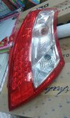 218-1963PXUE-CR Stoplamp Suzuki Swift 12-15 LED Crystal Red Clear Lens (RTF)