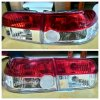 AHD438-BURW4 Stoplamp Civic Genio 92-95 Crystal Red Clear (Rev)