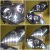 AMB339-B7W20-B2H Headlamp Proton Gen-2 20008 sd 2012 Projector LED Starline Crystal Black (Revs)