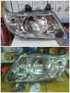 213-1135-RD Headlamp Isuzu Panther 05-12 Crystal Chrome (RTF)