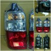 212-19A7P-X Stop Lamp Kijang Kapsul/ Kijang EFI 97-04 Crystal Clear Red (Rev)
