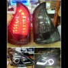 TY1186-0220RSM Paket Headlamp All New Avanza dan Stoplamp (RTF)