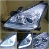 YAA-AZ-0246-CRM Headlamp Avanza/ Xenia 12-15 Projector LED Bar Lexus Style Crystal Chrome (RTF)