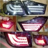 ATY1205-B5SE4 Stoplamp Toyota Camry 2012-Onward LED & LED Bar All Smoke Lens (RTF)