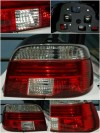 444-1917-PXUE Stoplamp BMW 5 Series E39 95-99 Crystal Red (RTF)