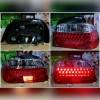 ABM070-BERE2-2V Stoplamp BMW 7 Series E38 94-01 LED Crystal Red Clear (RTF)