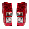 213-1933-UE Stoplamp Dmax 2012-2015 Red Clear Lens (Revs)