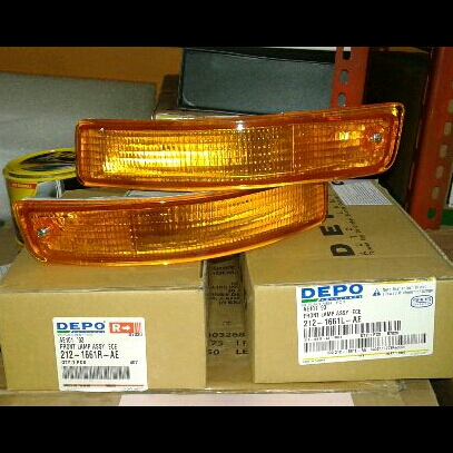 212-1661-AE Signal Lamp Great Corolla AE101 95-96 (RTF)