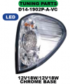 D14-1902P-A-VC Stoplamp triton 06-14 LED Chrome Housing (RTF)