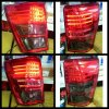 ASZ097-B0DE2 Stoplamp Grand vitara 06-12 LED Crystal Smoke Red (RTF)