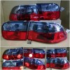 AHD455-BURD4 Stoplamp Civic Genio 92-95 Crystal Red Smoke (Rev)