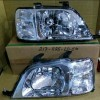 217-1125 Headlamp CRV Generasi I 95-01 Crystal Chrome (Revs)