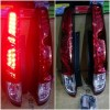 AHU494-02-2-J-02 Stoplamp Nissan Xtrail 2008 sd 2014 LED Crystal Red (Revs)