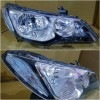 20-B771/B772-06-6B Headlamp Civic FD 06-11 Crystal Chrome (Revs)