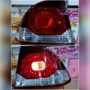 217-1997-U Stoplamp Honda Civic FD 06 -11 Crystal Red (Revs)