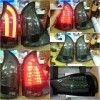 YAB-AZ-0220-SM Stoplamp Avanza Xenia Veloz 12-Onward LED Bar Crystal All Smoke (RTF)