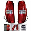 WH096-1 Stoplamp Hyundai H1 Grand Starex 2009-2014 LED & LED Bar Red Clear (RTF)