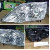 217-1163-RDEM1 Headlamp CRV Generasi III 06-12 Projector Crystal Chrome (Rev)