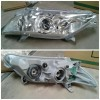212-11Q4-RDEM1 Headlamp Camry 09-11 Projector Crystal Chrome (Rev)