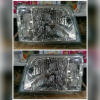 212-11C1-LD-EN Headlamp Landcruiser FJ100 98-07 Crystal Chrome (Rev)