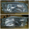 214-1140-RD Headlamp Lancer Evo 4 97-01 (Revs)
