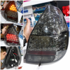 217-1964P3U-S Stoplamp Honda Jazz GD3 2002 - 2007 Double LED Crystal Smoke (Revs)