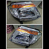 231-1139-RDEM1 Headlamp Ford Ranger 12-Onward Crystal Chrome (Revs)