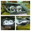 ATY1110-B7WC0-BH Headlamp Camry 06-09 Projector LED Angel Eyes Crystal Black (Rev)